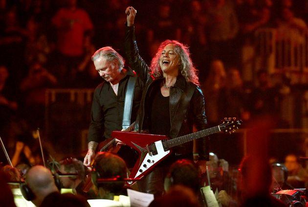 Οι Metallica θα συμμετάσχουν...