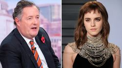 Piers Morgan Has Precisely Zero Time For Emma Watson Saying She's