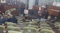 APN: présentation du projet de loi sur les hydrocarbures, des députés