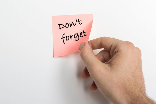 Πώς να προπονήσετε το μυαλό σας για να μην ξεχνάτε ποτέ