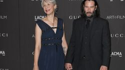 Keanu Reeves Holds Hands With Artist Alexandra Grant, Leaving Fans Equally Happy And