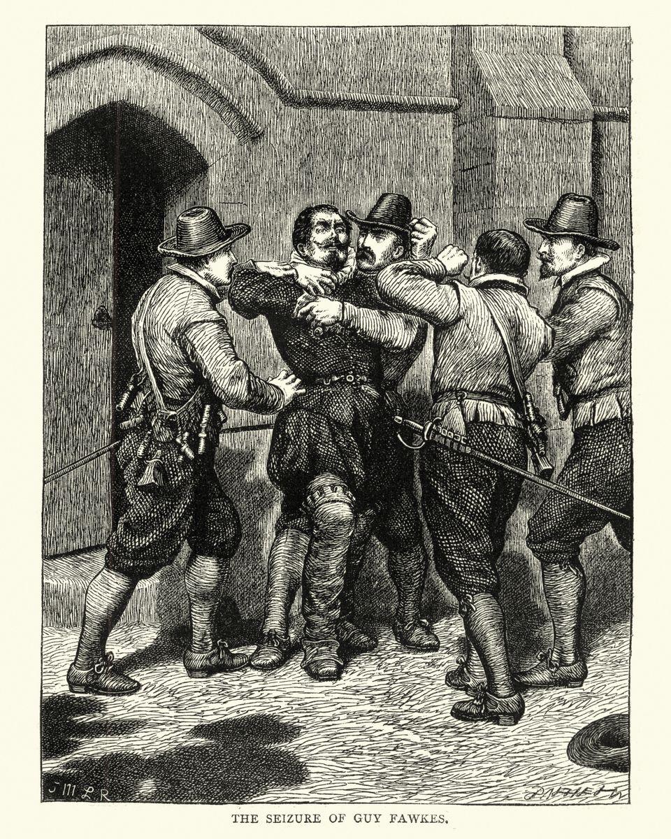 Η σύλληψη του Guy