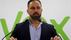 7 entidades piden a Fiscalía investigar a Vox por delitos de