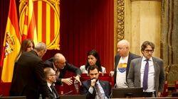La Mesa de Parlament rechaza reconsiderar la admisión de una moción de la