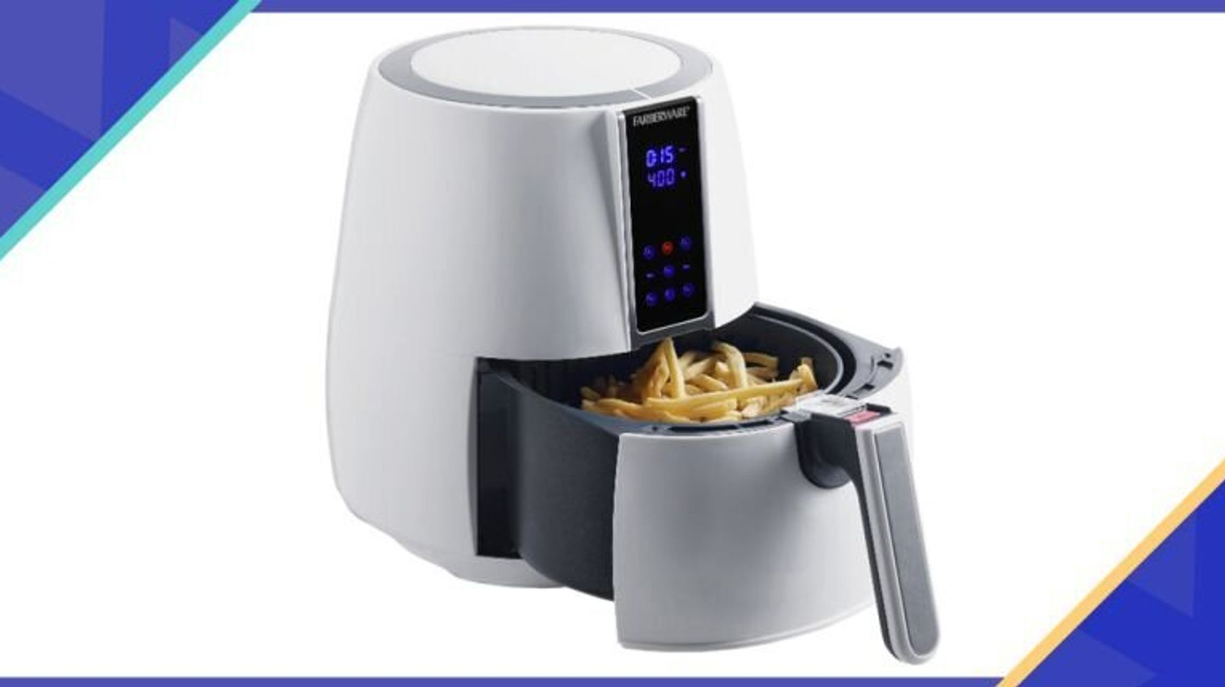 This Popular Air Fryer Is On Sale For Under 40 At Walmart