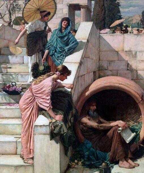 Οι επτά πιο εκκεντρικοί φιλόσοφοι της ιστορίας - Οι δύο ήταν
