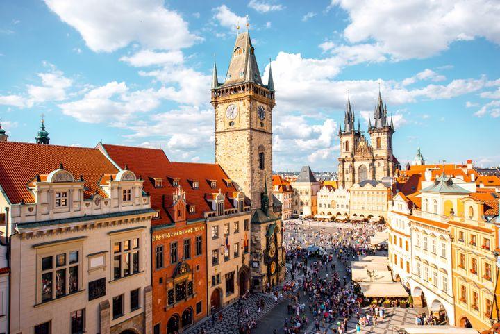 Prague est considérée comme la ville la moins chère à visiter en 24 heures en Europe.