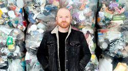 «Κράτησα τα πλαστικά μου απόβλητα στο σπίτι ώστε να μην επιβαρύνω το περιβάλλον. Τώρα είναι η σειρά