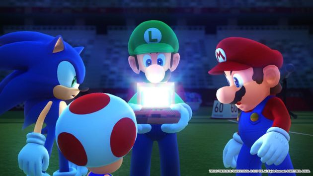 Mario And Sonic At The Olympic Games Tokyo 2020 Review: One Of The Best Party Games On Nintendo