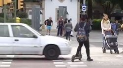 Atropellan a una mujer después de responder un test sobre seguridad vial: y se abre el