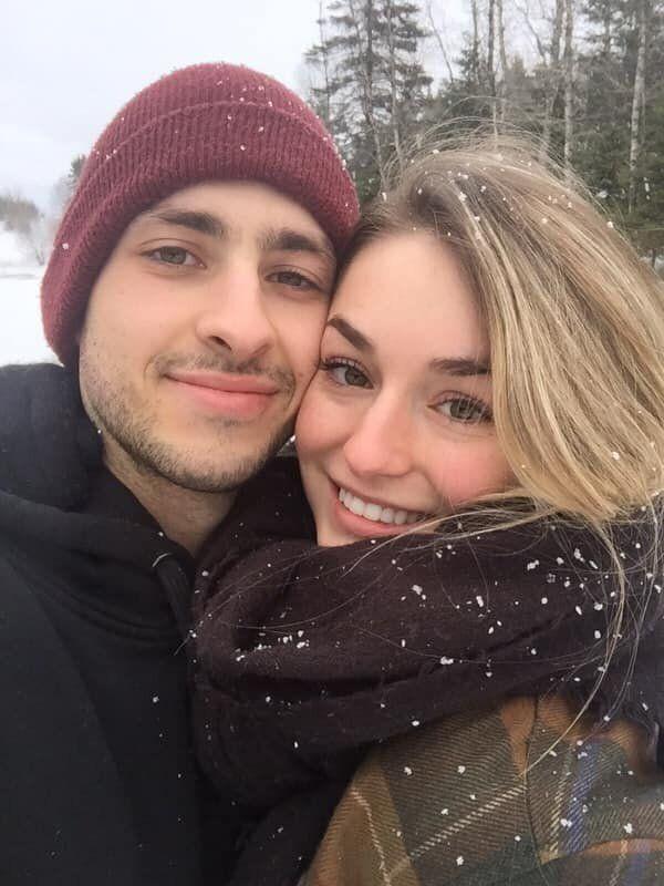 Julien et Frédérique