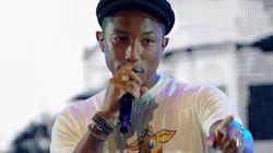 Pharrell Williams Happy To Announce He's Designing Toronto Condos
