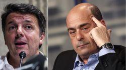 L'attacco di Zingaretti: