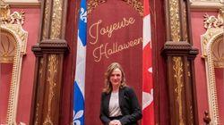 Photo de Catherine Dorion: le PLQ s'adressera au Commissaire à l'éthique et à la