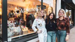 Caravane: la nouvelle boutique vintage cool de la