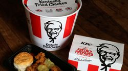 KFC Will Test Out Bamboo Packaging In
