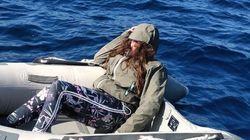 사흘간 그리스 바다에서 표류한 뉴질랜드 여성이 살아남기 위해 한