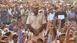 How The 11-Hour-Long Delhi Police Protest Was Finally Called