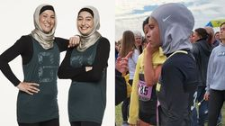 The Amazing Race's Rowah And Amani 'Outraged' By Disqualification Of Teen Runner For Wearing
