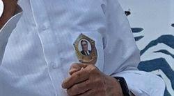 성남시 지원 행사에 등장한 '김일성 배지'로 은수미 시장이