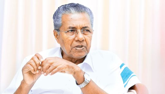 Kerala CM Stands Isolated As UAPA Case Against Students Sparks