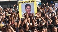 What Kiran Bedi Said After Delhi Police Personnel Chanted Her Name During