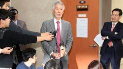 자유한국당 유민봉 의원이 불출마를
