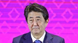 일본이 아베 신조 풍자한 오스트리아 예술제 후원을