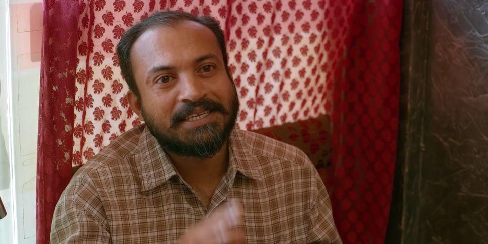 Soubin Shahir in 'Kumbalangi Nights'