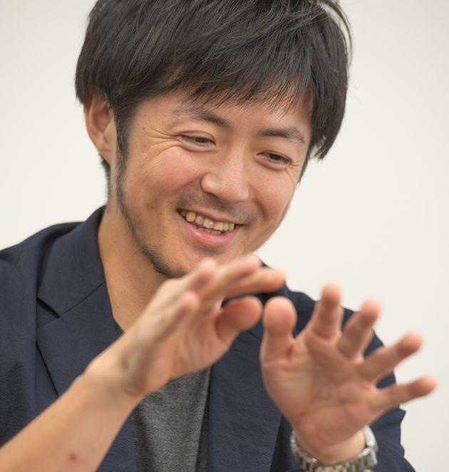 古田大輔さん