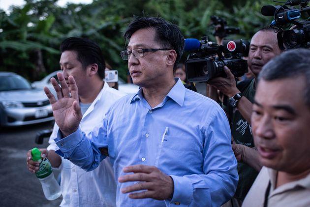 Junius Ho en juillet