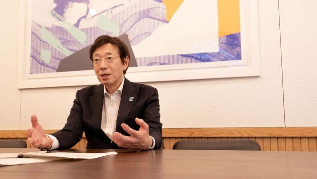 「2020年、神戸は震災から25年を迎えます」神戸市長がテクノロジーに込める想いとは。