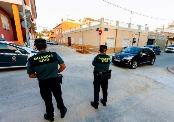 La Guardia Civil investiga el hallazgo de dos cadáveres en Quintanar de la