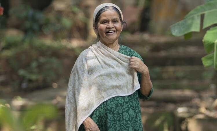 Savithri Sreedharan in 'Sudani from Nigeria'