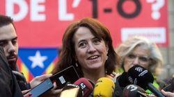La Fiscalía investiga a la presidenta de la ANC por decir que la violencia en Cataluña