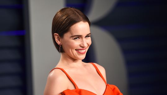 'Game Of Thrones' Star Emilia Clarke On The One Thing She Couldn't Try Because She Was On