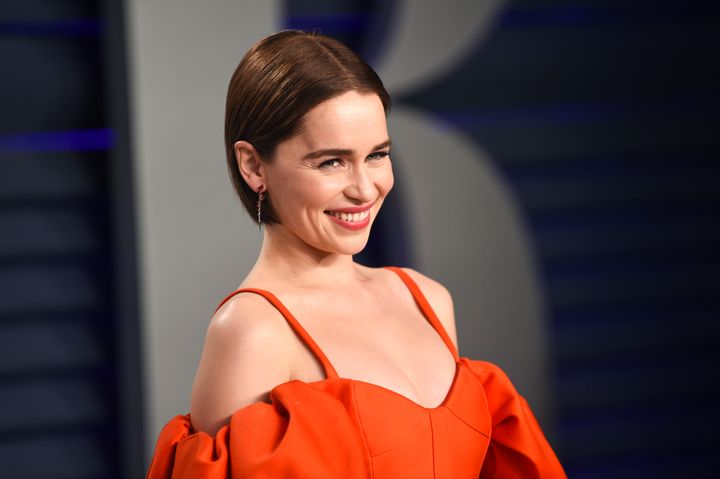 File image of Emilia Clarke.