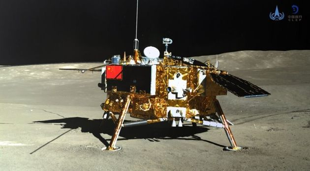 Chang'e 6 va embarquer DORN sur la Lune, un instrument scientifique français (photo: la sonde Chang'e