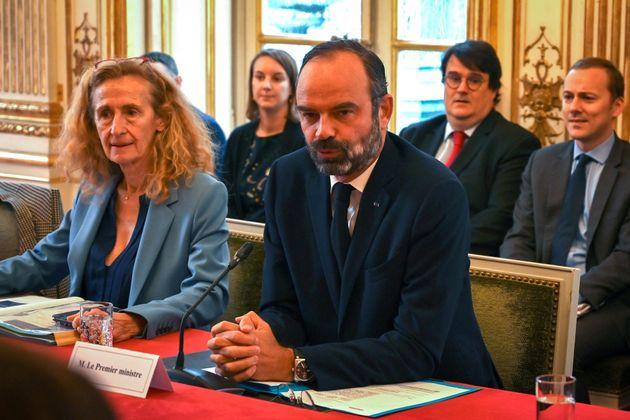 Édouard Philippe a présenté une série de mesures à l'issue d'unComité...