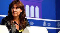 Borràs: 'Sánchez ha certificado la defunción de la separación de