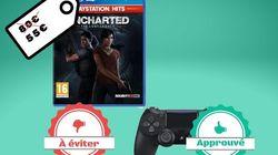 Les manettes PS4 avec un jeu offert en promo sur Cdiscount, on valide ou