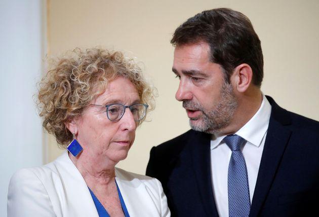 Muriel Pénicaud a apporté des précisions sur l'instauration de quotas en matière
