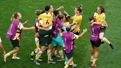 En Australie, les footballeuses seront payées comme les hommes, un accord