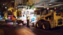 Ασφαλτοστρώσεις από τον Δήμο Αθηναίων σε 127 δρόμους της