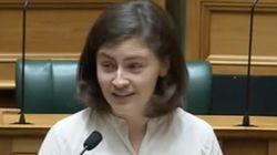Kiwi Politician Drops 'OK Boomer' Retort At Heckling