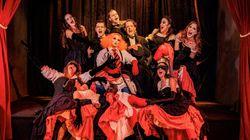 Το θρυλικό μιούζικαλ «Ωραία μου κυρία» στην Εναλλακτική Σκηνή της