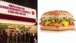 CBO voltou! McDonald's atende fãs e vende sanduíche por tempo