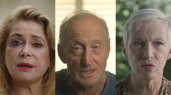 Sophia Aram, Annie Lennox et Charles Dance interpellent Macron sur le