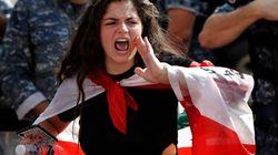Nell'autunno caldo del Libano, la piazza assedia i palazzi del