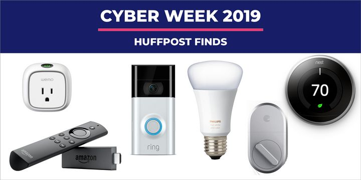 There are growing number of smart home accessories that can make your life easier, make your home more efficient, and that are just fun to use. Here are the ones on sale worth snagging.